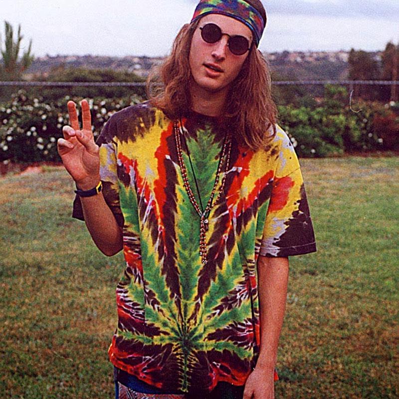 fda2bb1d3ae Como hacer camisetas hippies en simples pasos. Personaliza tu ropa!